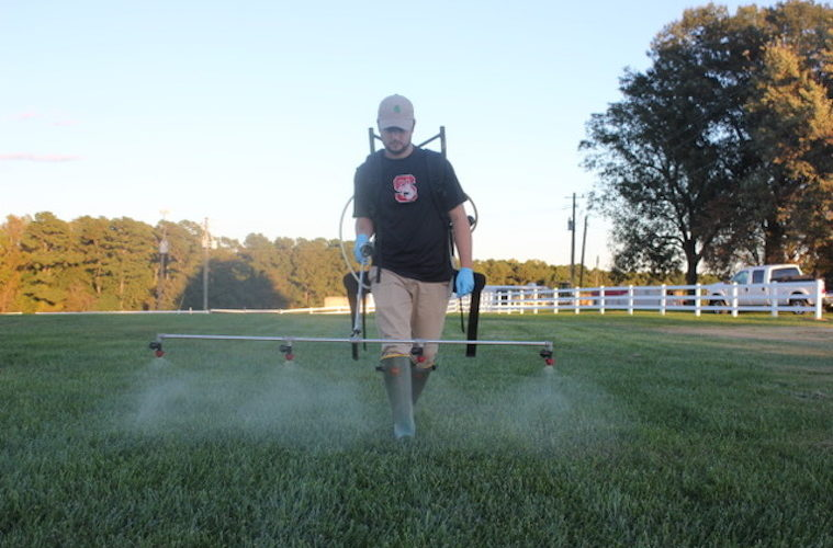 Examining Pesticide Usage on Athletic Fields