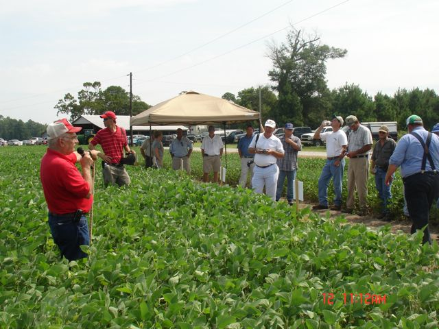 Soybean Field Meeting