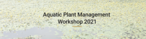 Cover photo for Aquatic Plant Management Workshop Hosted Virtually by NC State Extension